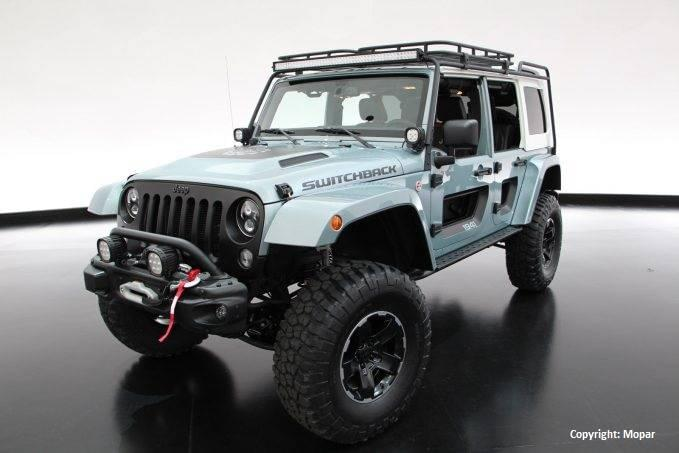 Aventura Easter Jeep SwitchbackConcept