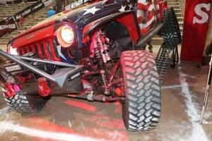 Aventura 2017 Safari New Jeep Products SkyJacker Leduc