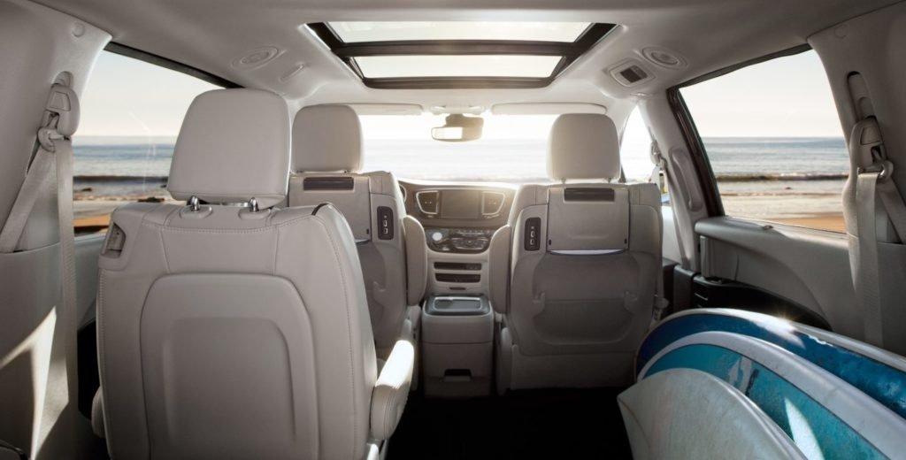 Aventura Chrysler Pacifica Jeep Sunroof