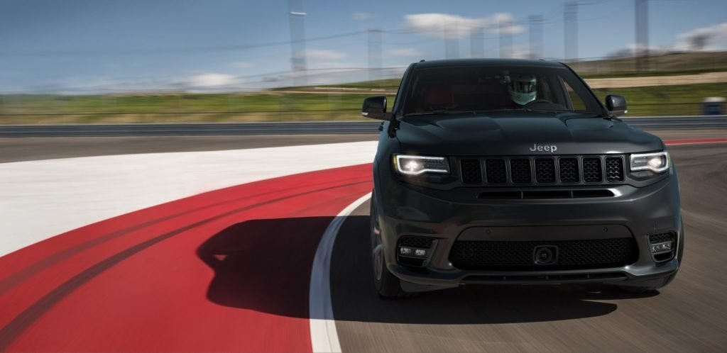 Aventura 2017 Jeep Grand Cherokee SRT Performance