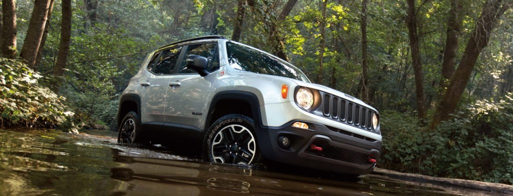 Aventura 2017 Jeep Renegade Trailhawk