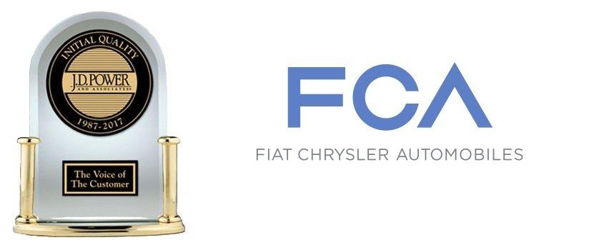 Aventura JD Power FCA Brand Vehicles