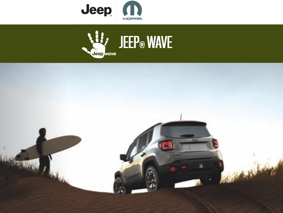 Aventura Jeep Wave Program
