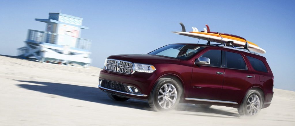 Aventura Scenic Drives Dodge Durango