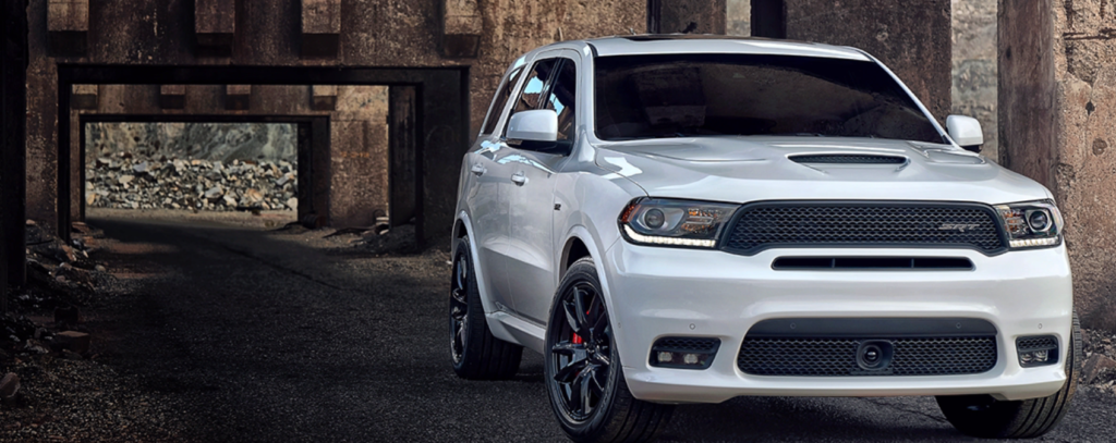 Aventura 2018 Dodge Durango SRT Power
