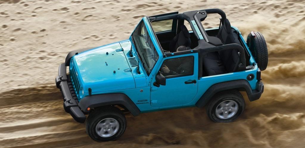 Aventura Jeep Seasons