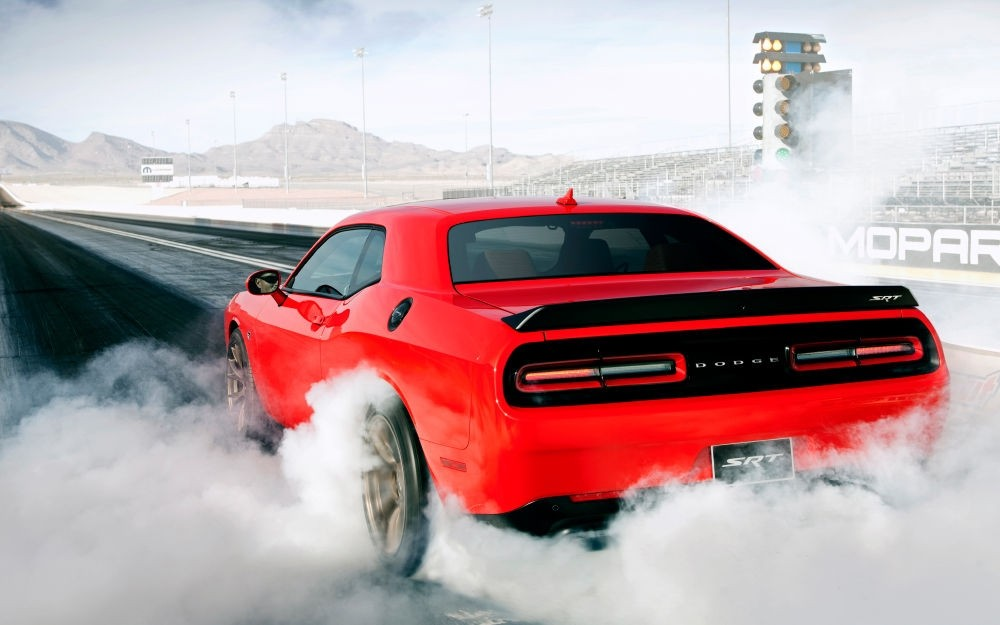 Srt Performance 2017 Dodge Challenger Srt Hellcat