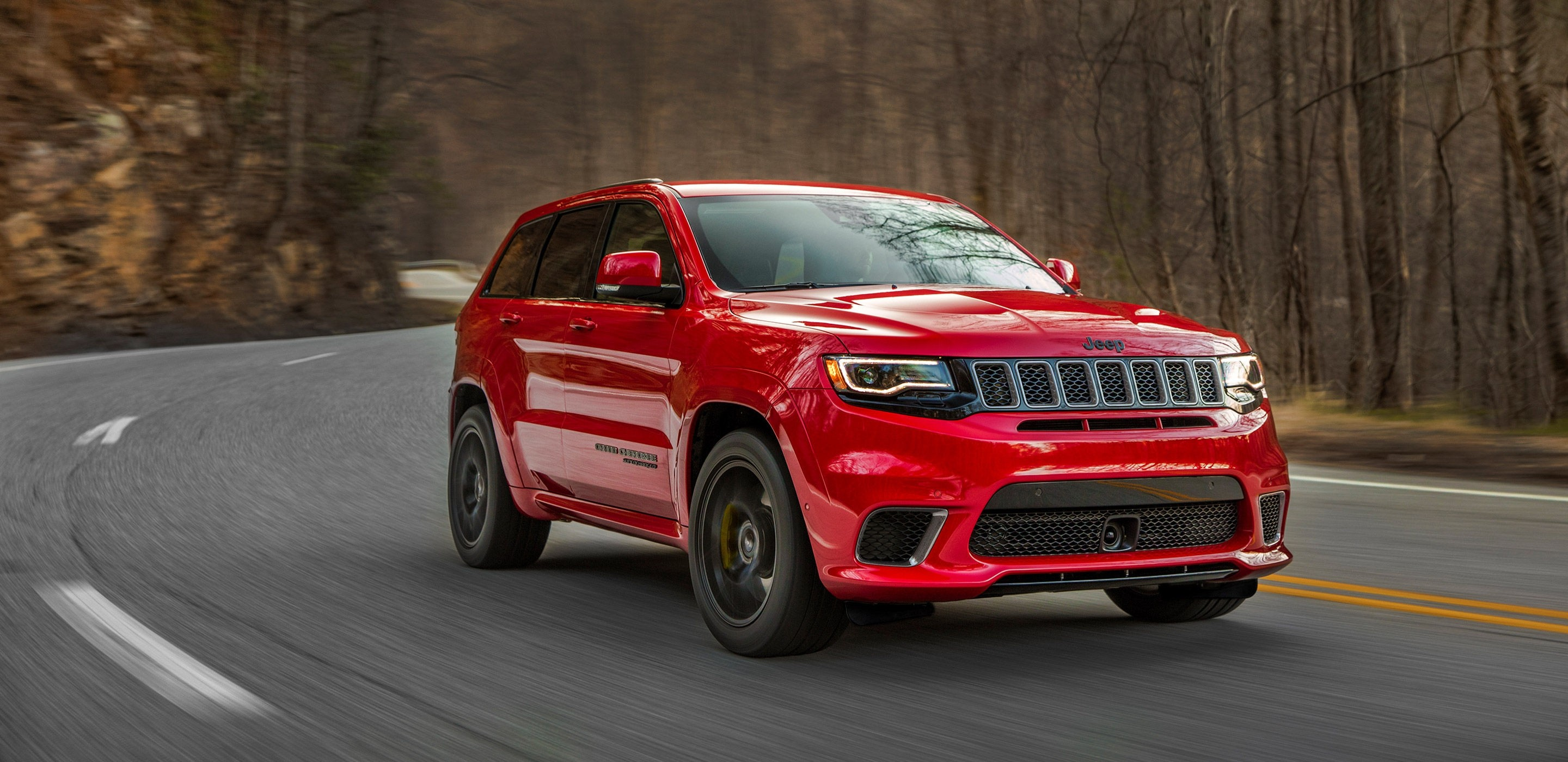 Win A Jeep Grand Cherokee Trackhawk Or 50 000 Smackers