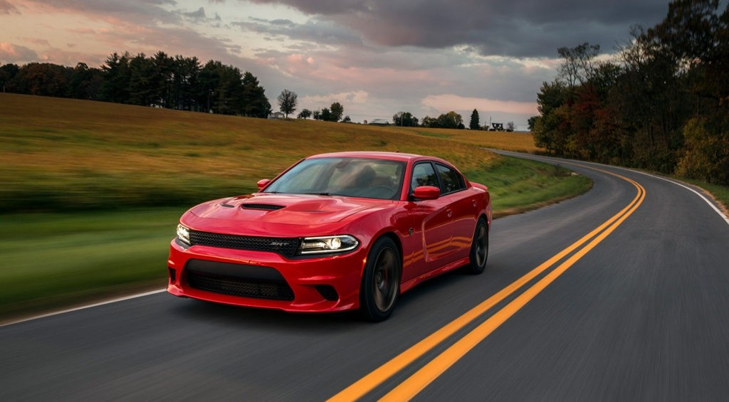 2017 Dodge Charger >> Dodge Charger Srt Hellcat Is Srt Performance