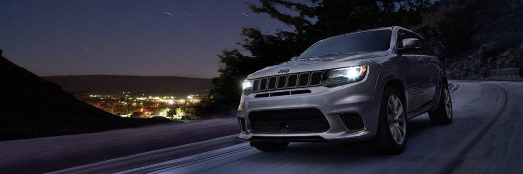 Aventura 2017 Jeep Grand Cherokee Trackhawk Stock
