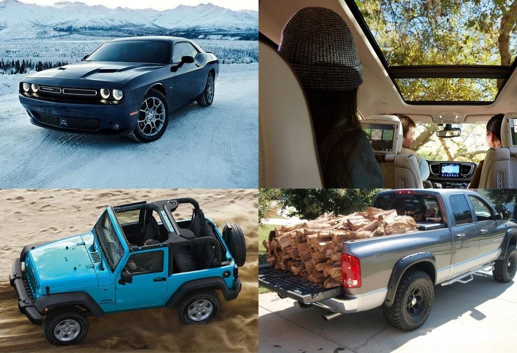 Aventura Chrysler Pacifica Jeep Dodge Ram Seasons