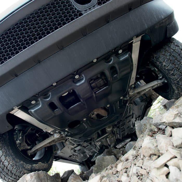 Jeep Models With The Best Ground Clearance