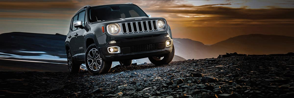 Aventura 2018 Jeep Renegade Power
