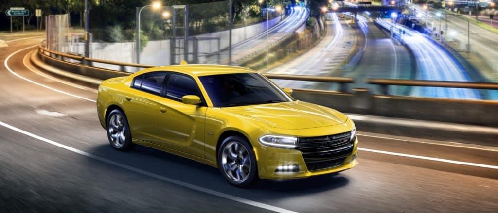 Aventura Autonomous Dodge Charger