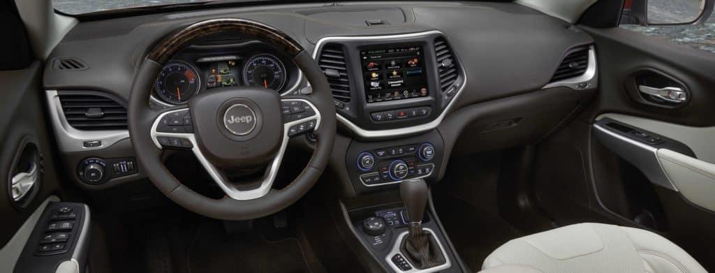 Aventura Jeep Cherokee Amazon Alexa Skill