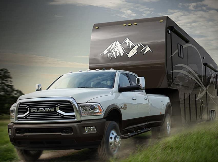 Aventura Truck Trend 2018 Ram 3500