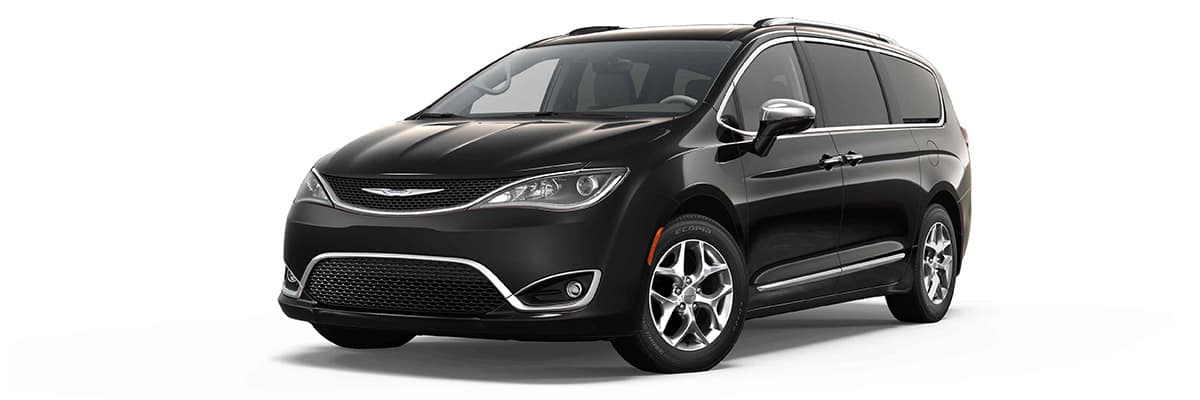 Aventura 2018 Chrysler Pacifica Stock