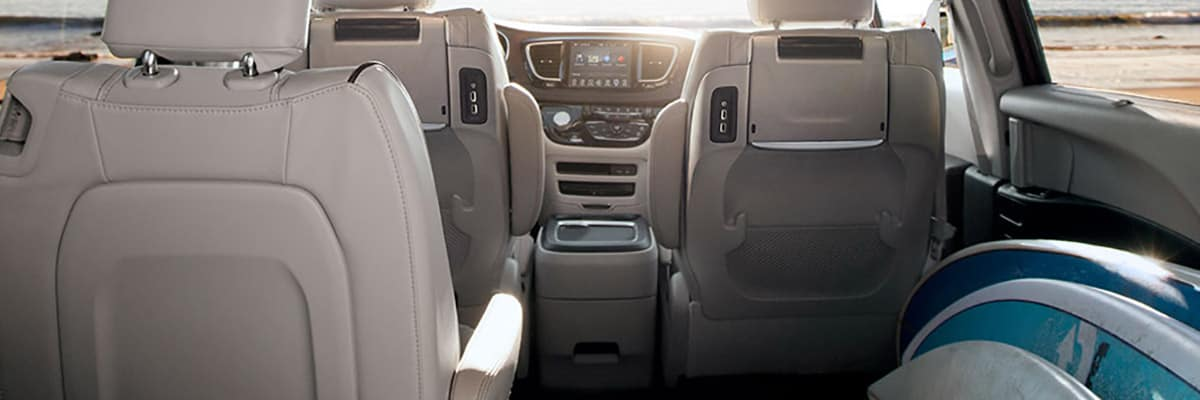 Aventura 2018 Chrysler Pacifica Style
