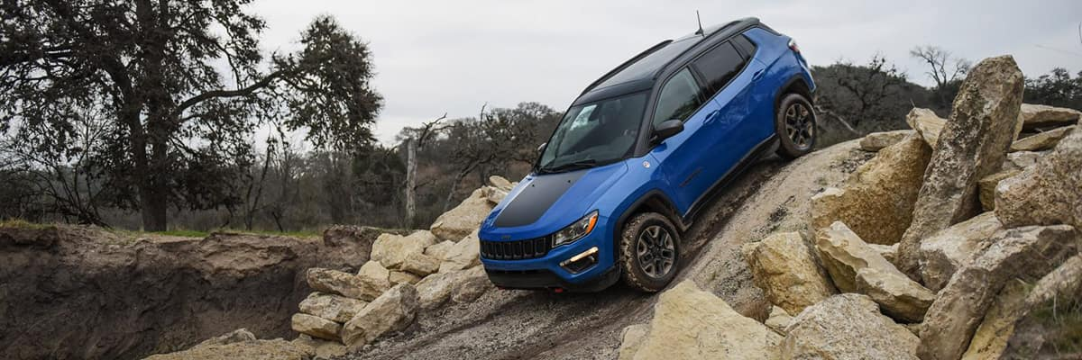 Aventura 2018 Jeep Compass Performance