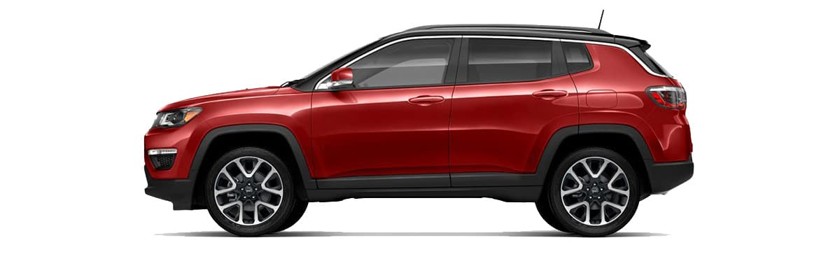 Aventura 2018 Jeep Compass Stock