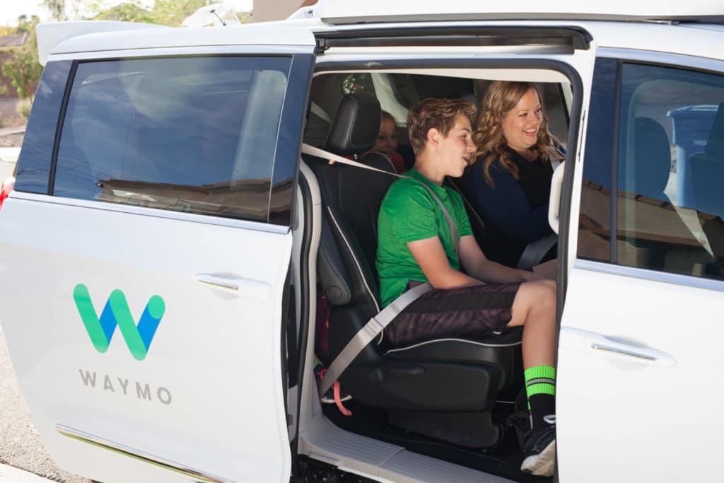 Aventura Chrysler Google Waymo