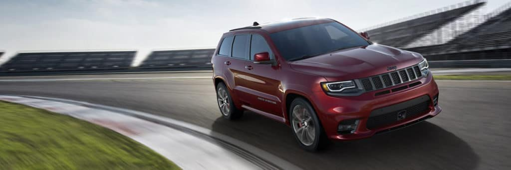 Aventura 2018 Jeep Grand Cherokee Performance