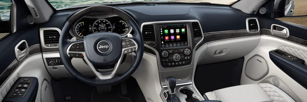 Aventura 2018 Jeep Grand Cherokee Tech