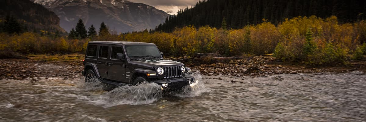 Aventura 2018 Jeep Wrangler JL Power
