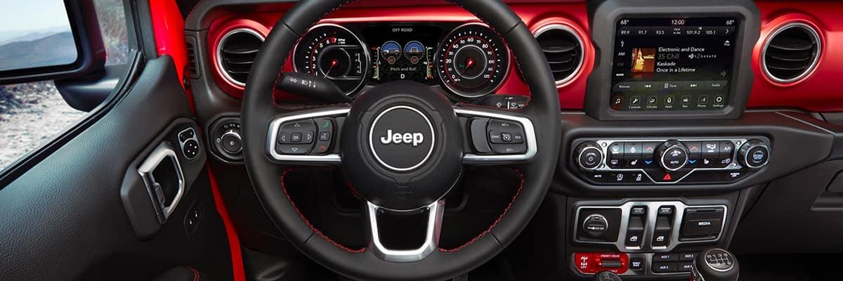 Aventura 2018 Jeep Wrangler JL Tech