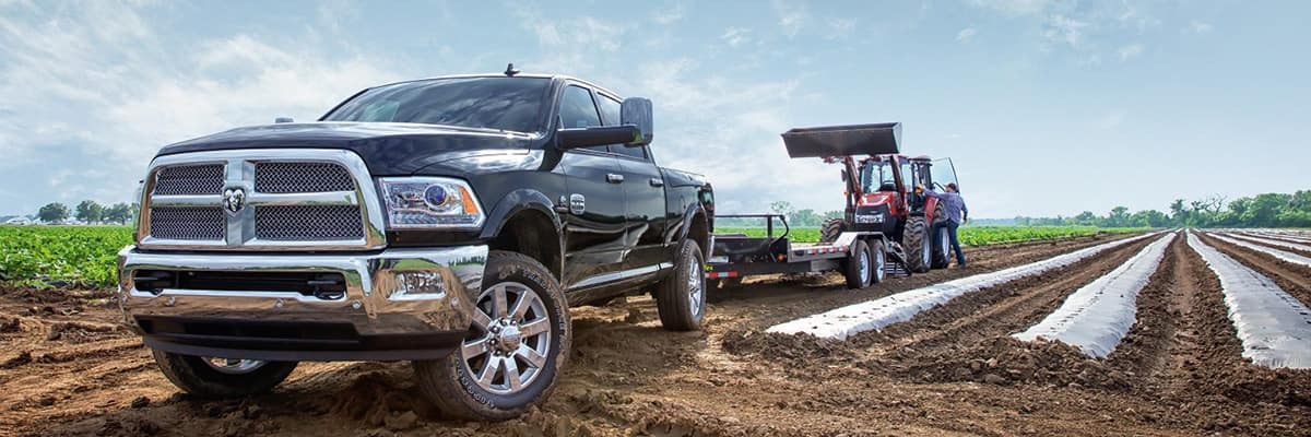 Aventura 2018 Ram 2500/3500 Specialty Trims