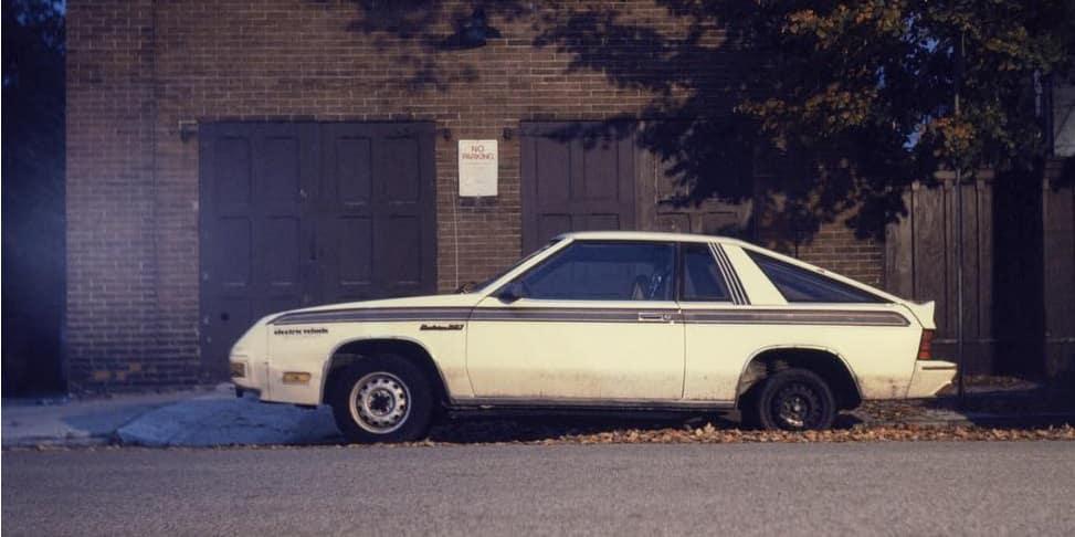 Aventura Dodge Omni Electric Car
