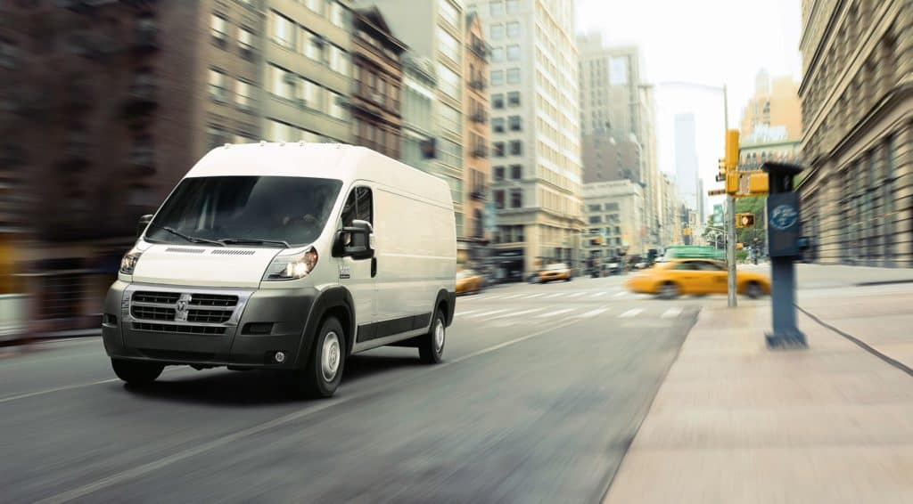 Aventura Auto 2018 Ram ProMaster Mobile Entertainment Featured