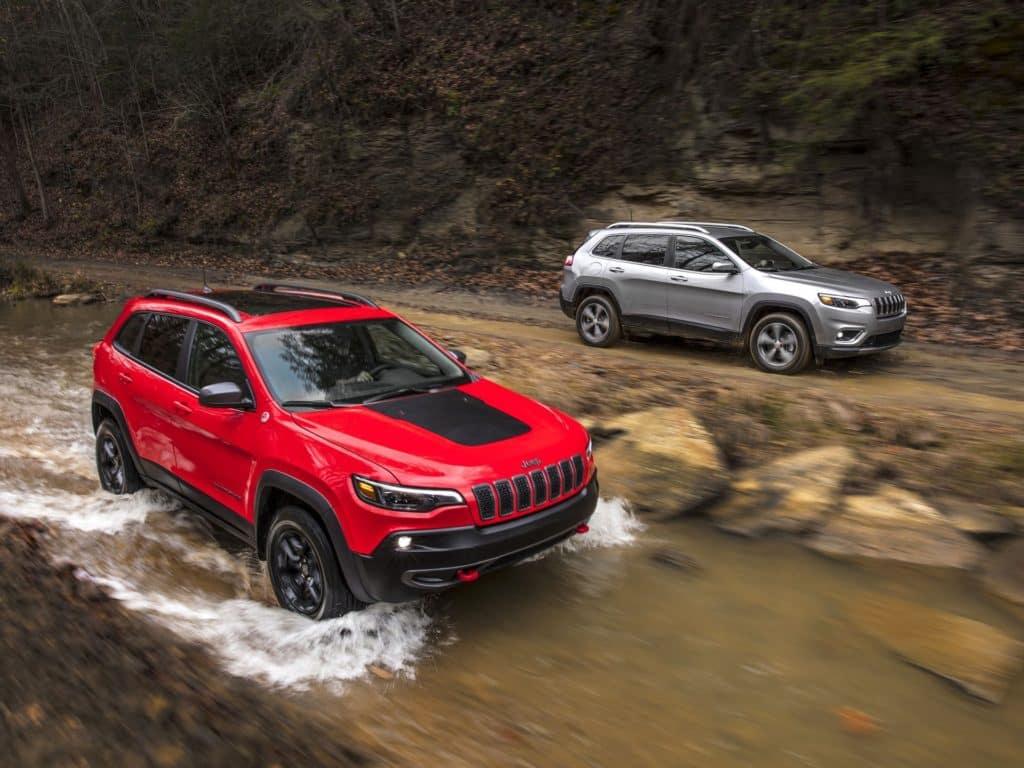 Aventura CJDR 2019 Jeep Cherokee