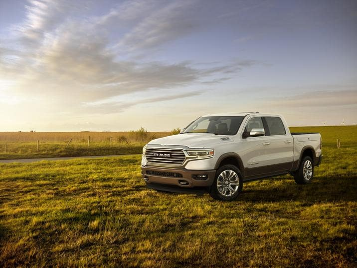 Aventura CJDR 2019 Ram 1500 Laramie Longhorn Featured