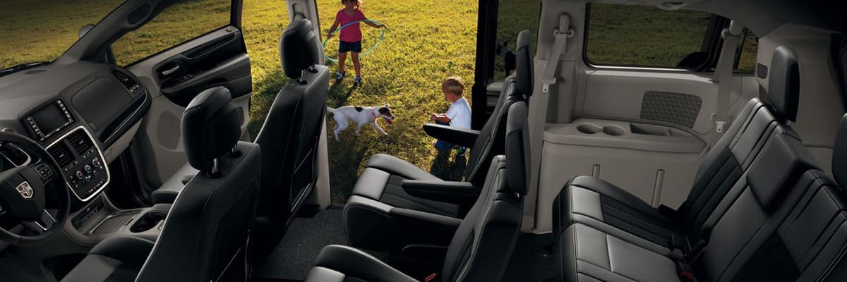 2018 Dodge Grand Caravan Style