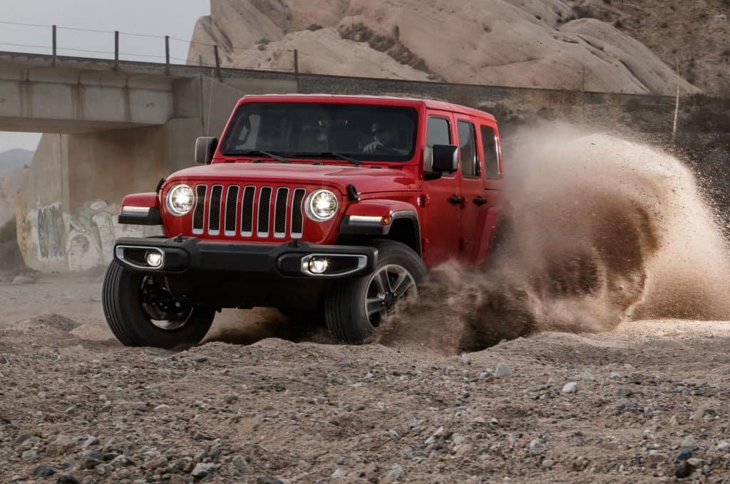 Aventura CJDR 2018 Jeep Wrangler