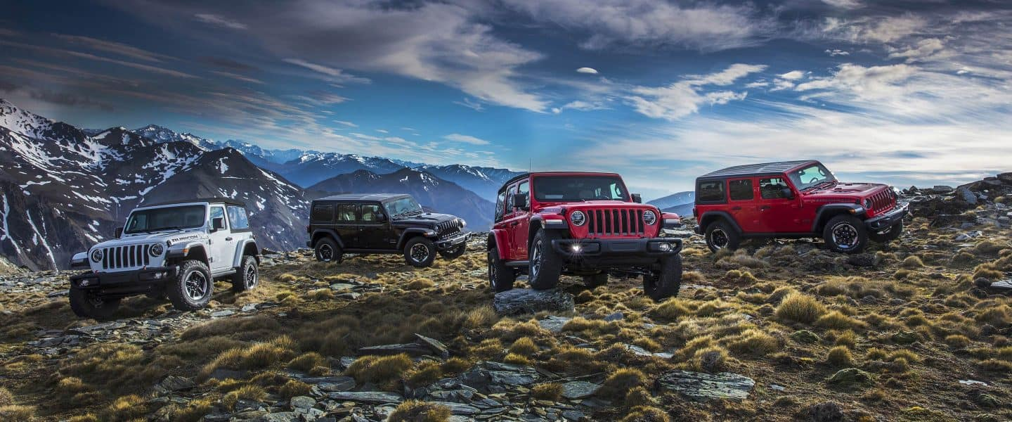 Aventura CJDR 2018 Jeep Wrangler JL Exterior Options