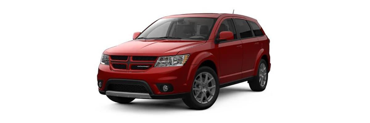 Aventura CJDR 2018 Dodge Journey Stock