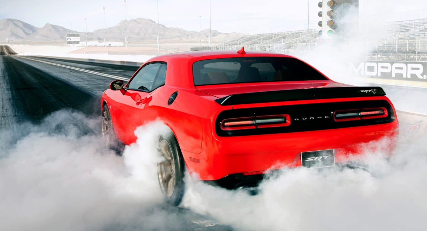 Dodge Set To Introduce Hellcat Drag Pack