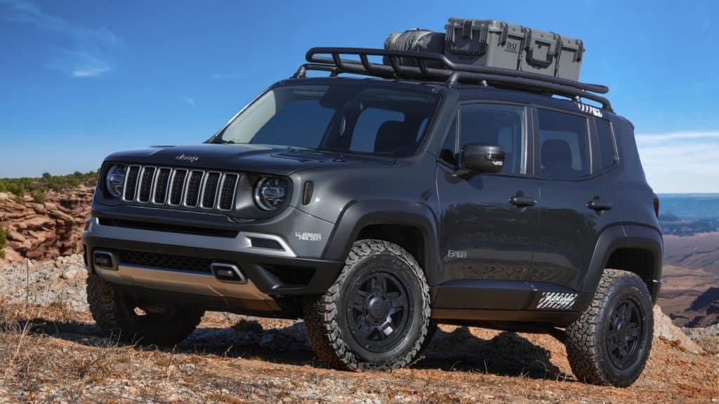 Aventura CJDR Jeep B-ute Concept