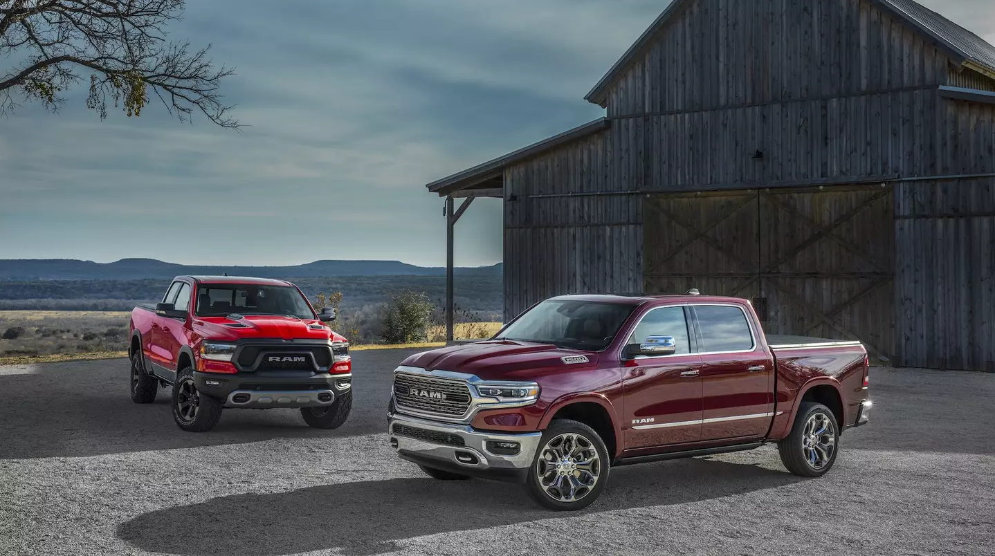 Aventura 2019 Ram 1500 Pricing Announced