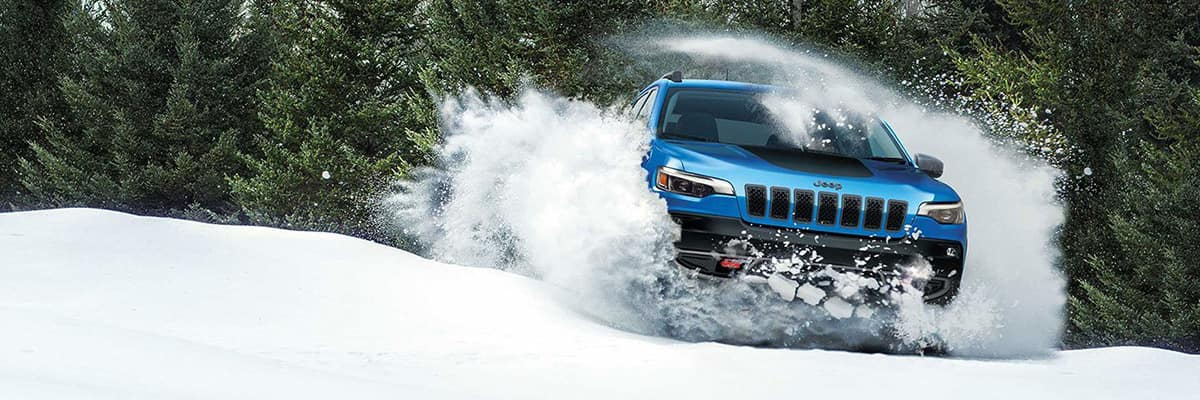 Aventura CJDR 2019 Jeep Cherokee Trailhawk Performance