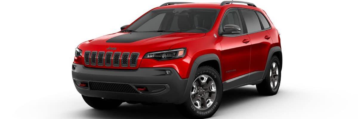 Aventura CJDR 2019 Jeep Cherokee Trailhawk Stock