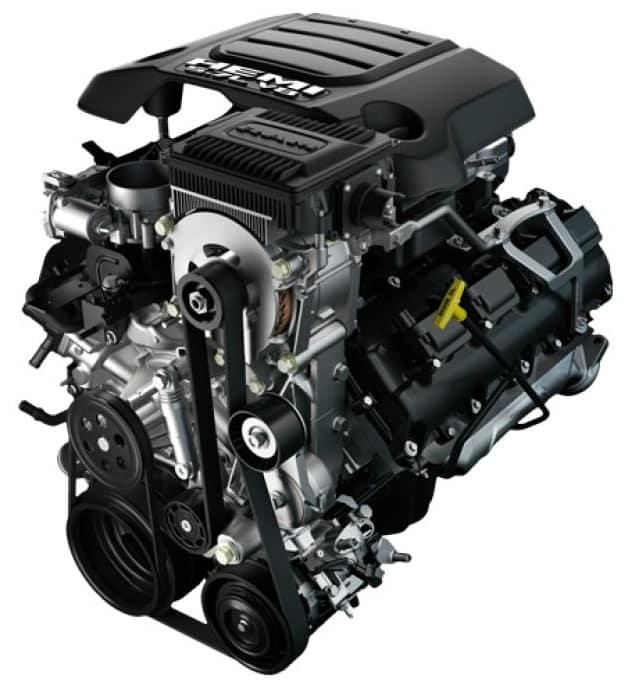 Aventura CJDR 2019 Ram 1500 eTorque