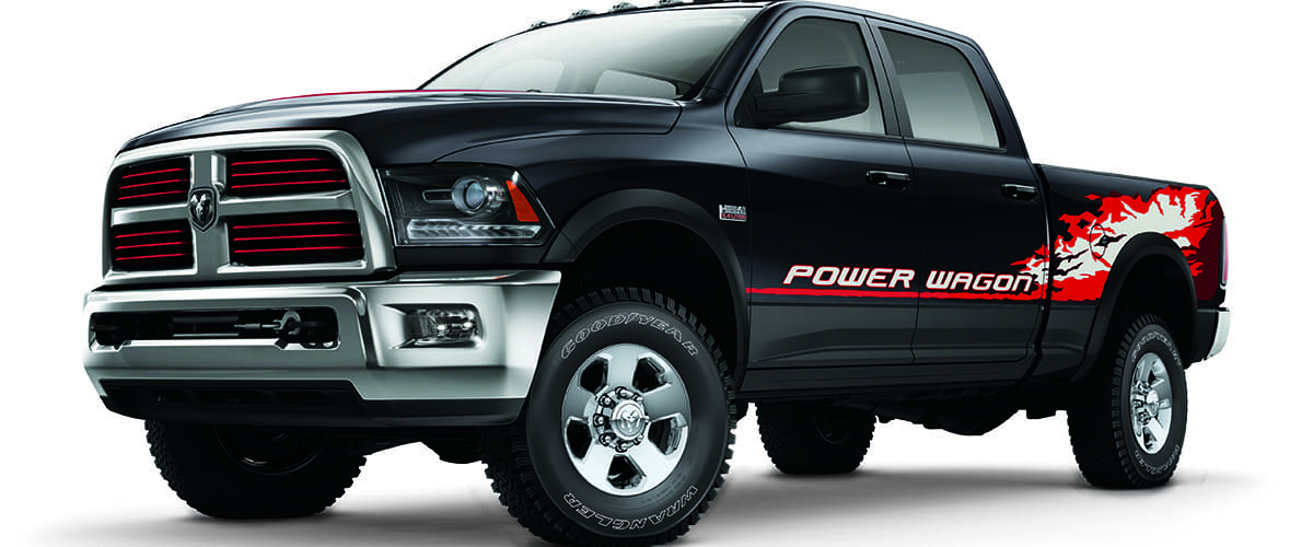 2018 Ram Power Wagon >> 2018 Ram 2500 Power Wagon