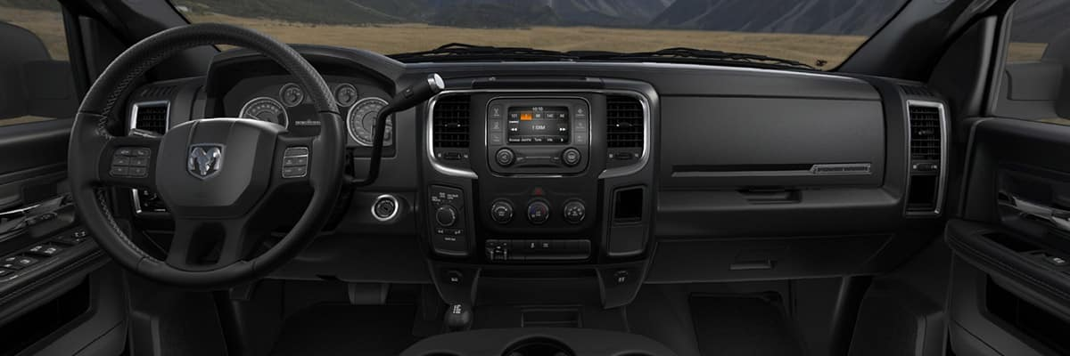 Aventura CJDR 2018 Ram Power Wagon Tech