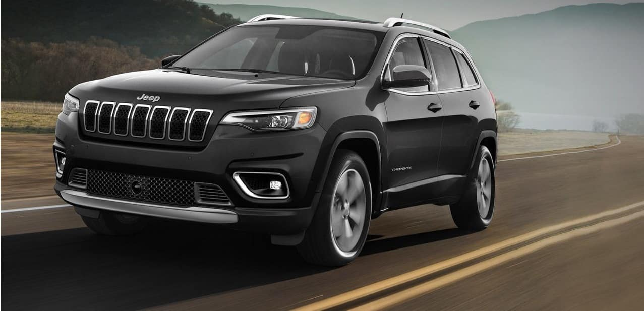Aventura CJDR 2019 Jeep Cherokee Upgrades