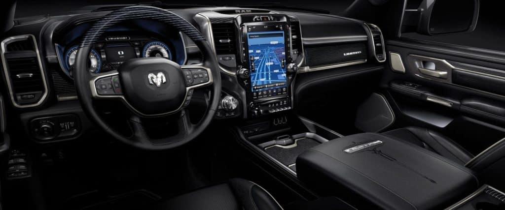Aventura CJDR 2019 Ram 1500 Interior