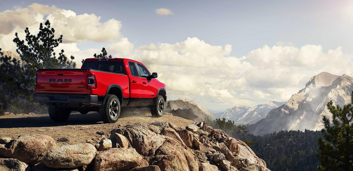 Aventura CJDR 2019 Ram 1500 Must-have Features