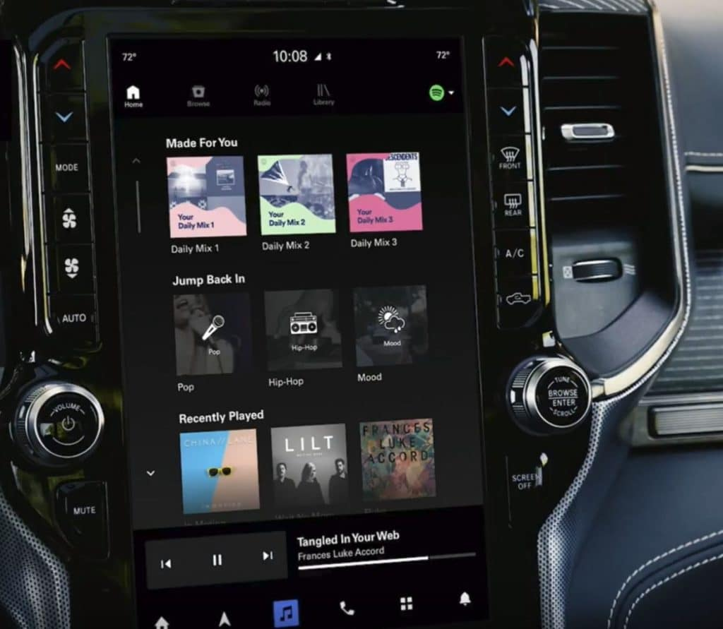 Aventura CJDR Android Auto Updates